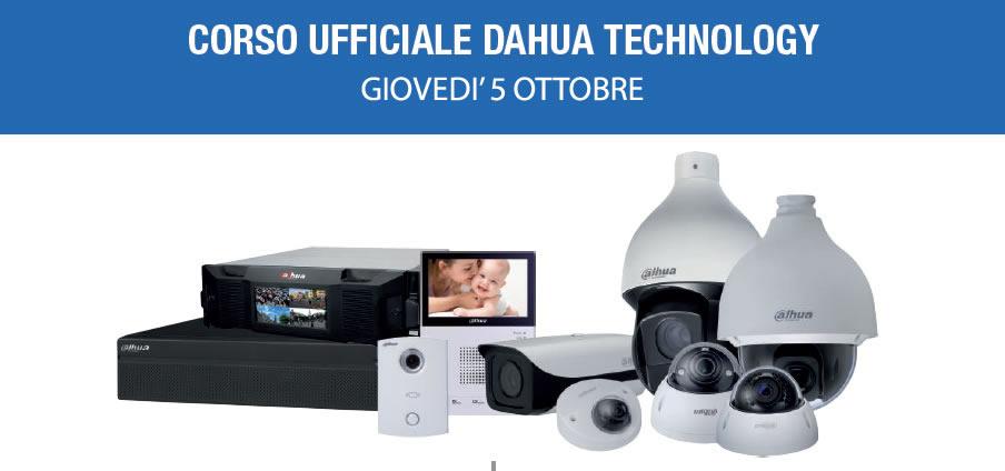 Corso Ufficiale Dahua - Torino